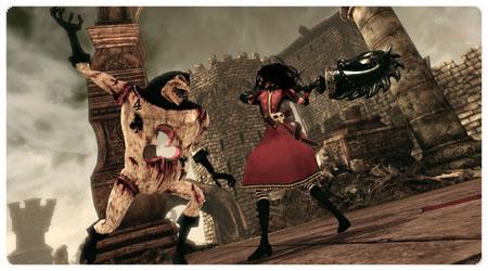 بازی جدید Alice: Madness Returns