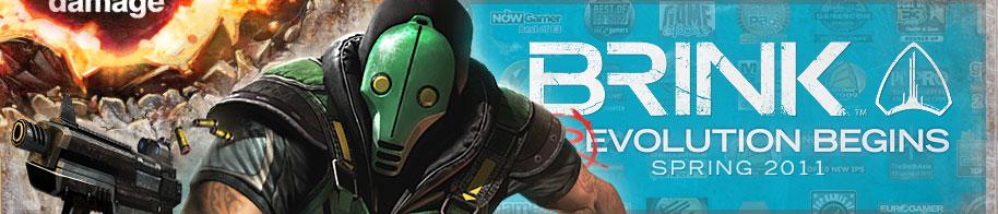 بازی اکشن زیبای برینک - BRINK