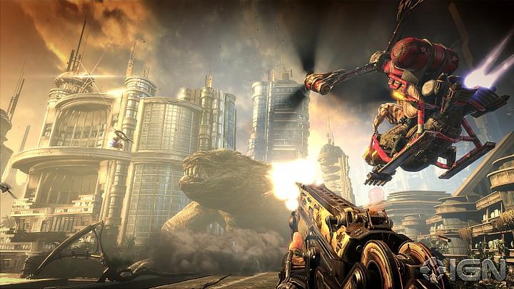 بازی فوق العاده Bulletstorm 2011