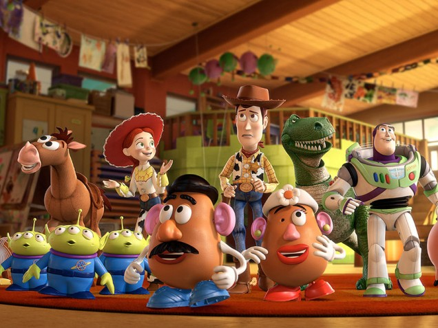 انیمیشن Toy Story 3